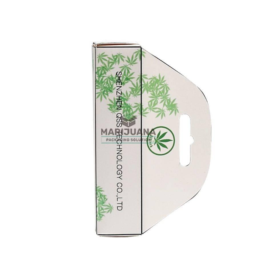 Vape pen cartridge packaging box