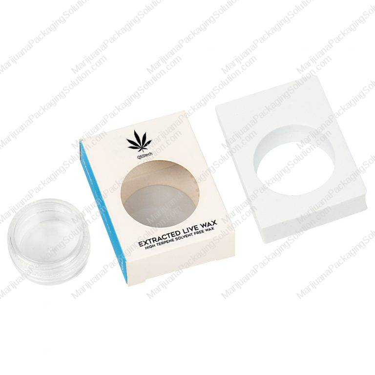 Concentrate Container Box X5