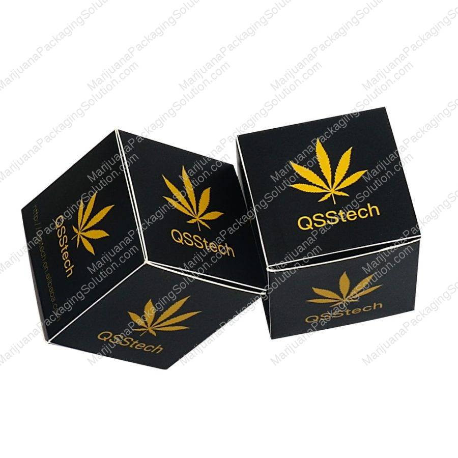 Wax Container Box X6