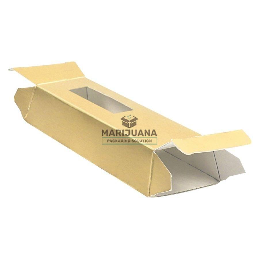 Trapezoid Box foldable