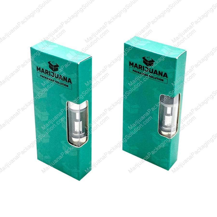 Boxes for 0.5g Disposbae Vape