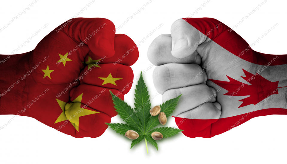 cannabis industry in China