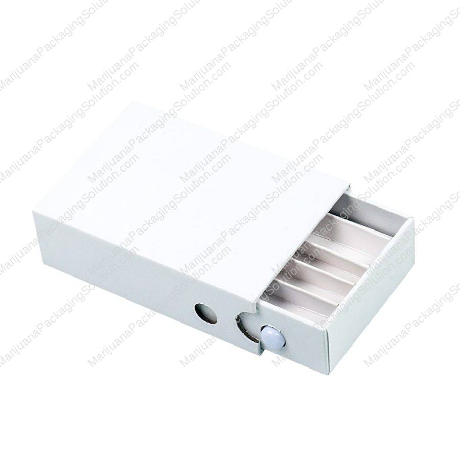 pre-rolls child resistant packaging box
