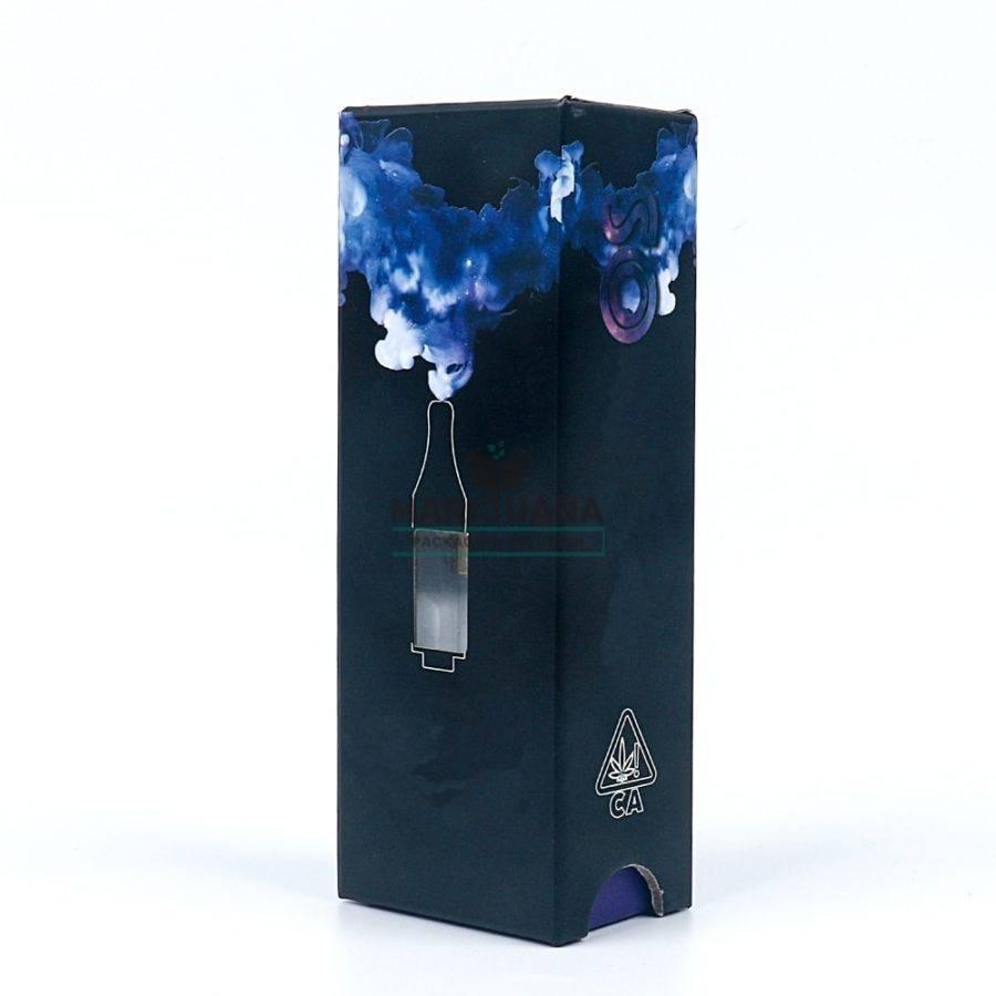 marijuana oil pen custom box packaging
