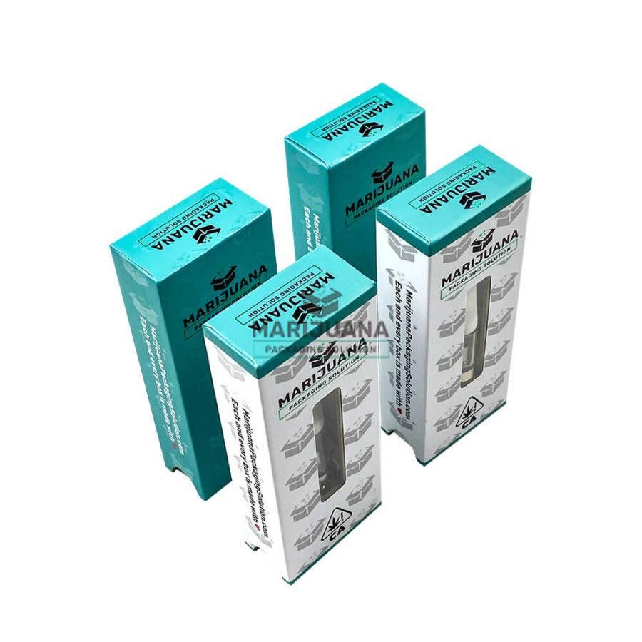 0.5-1ml Vape cartridge boxing