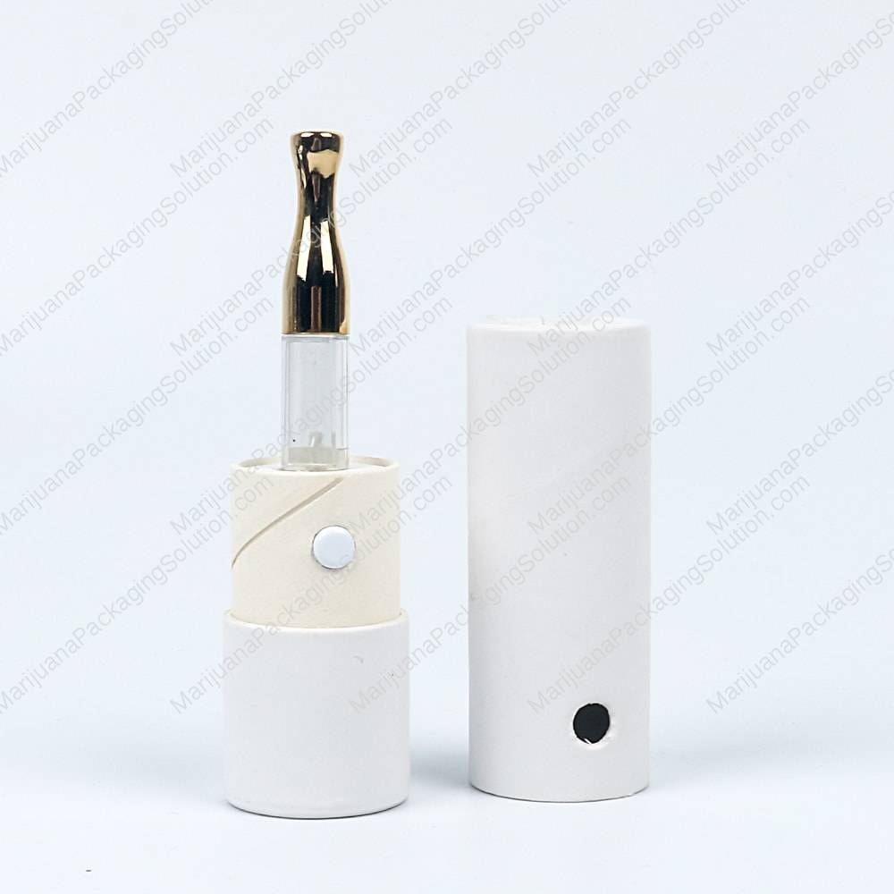 Child resistant paper tube by Marijuana Packaging Solution