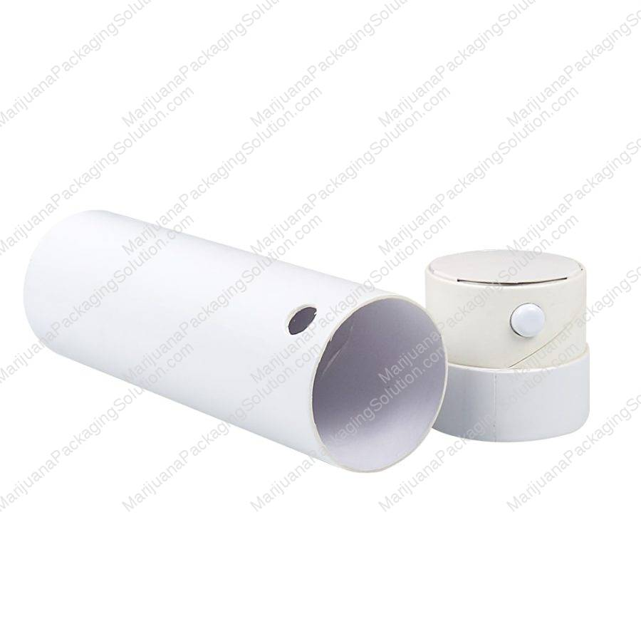 CRP child resistant paperboard tube