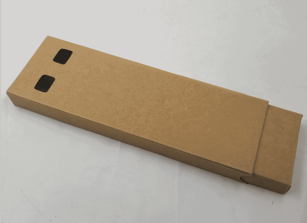 All-paper child-resistant paper boxes (Fully-biodegradable)