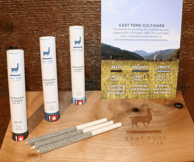 Full-color printing paper tube for pre-rolls