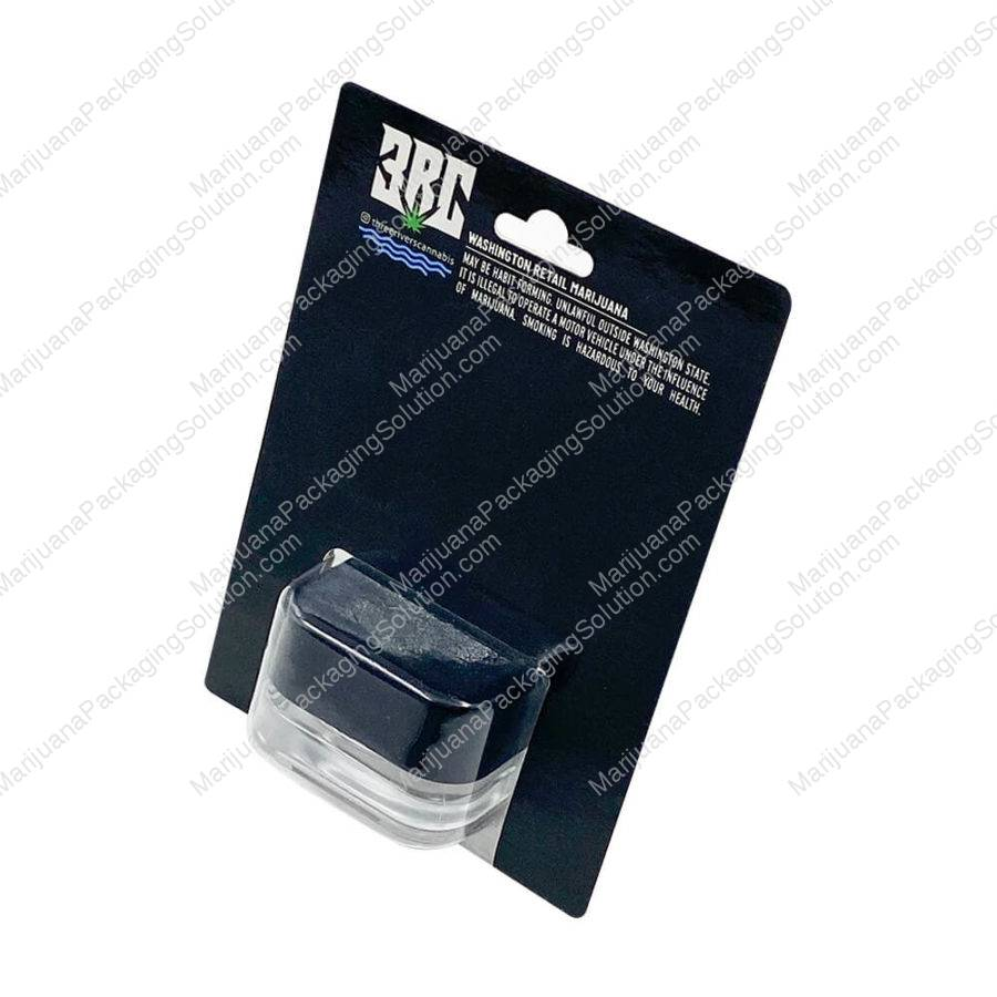 blister clamshell for cannabis concentrates jar-pic