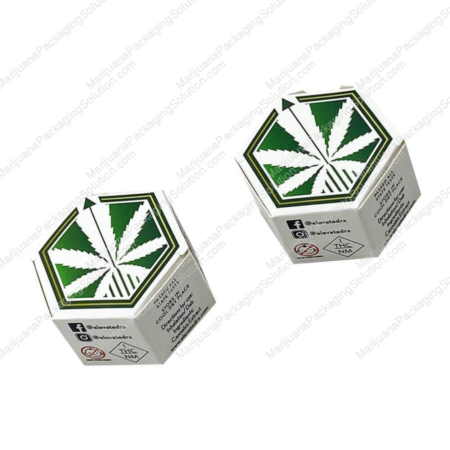 Hexagon boxes wholesale made in China