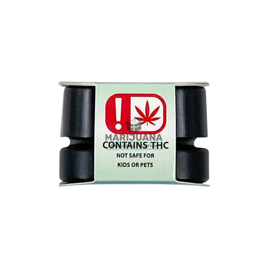 cannabis concentrates jars paper wraps