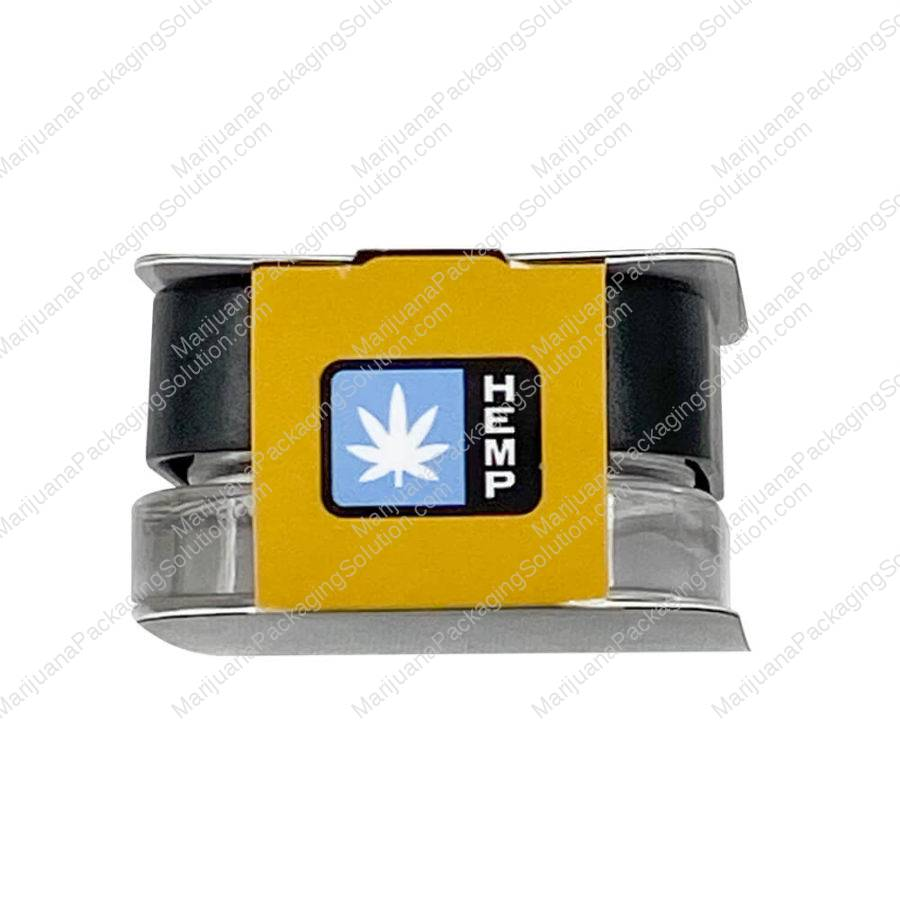 cannabis concentrates jars sleeves