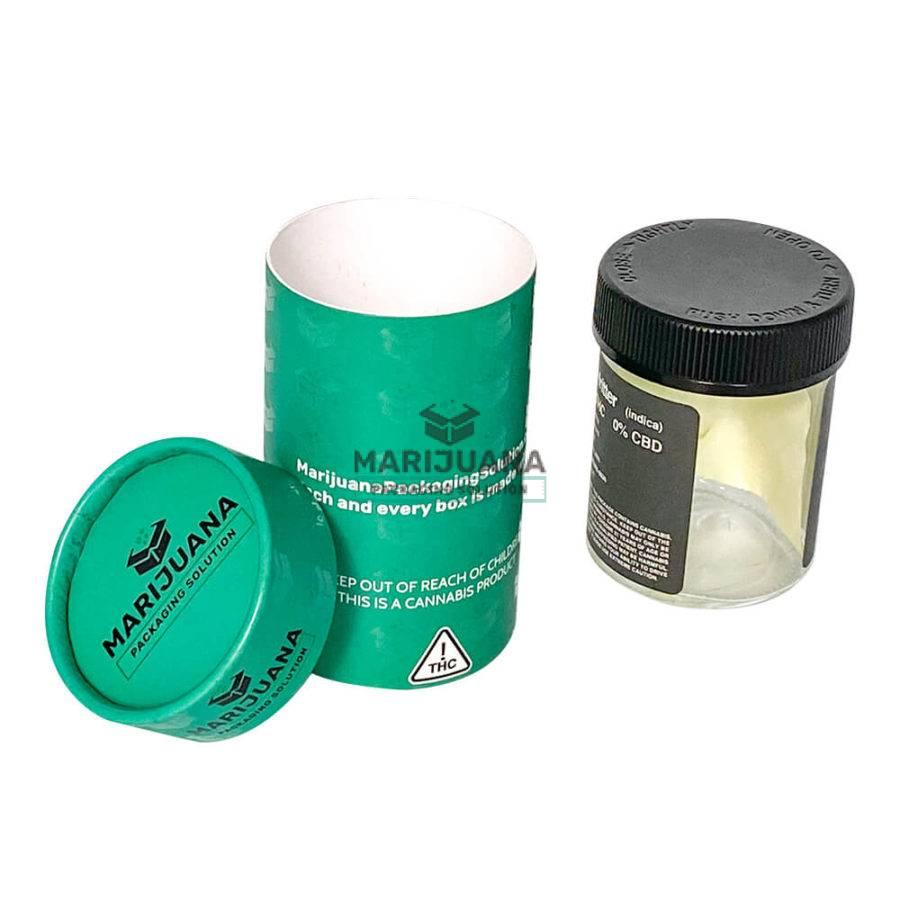 weed-jars-paper-tube-packaging