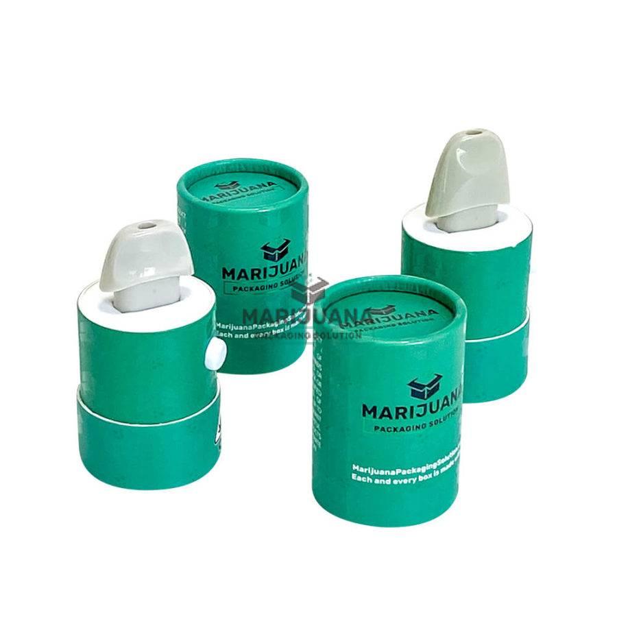 cardboard-tube-child-resistant-packaging-for-vape-pods