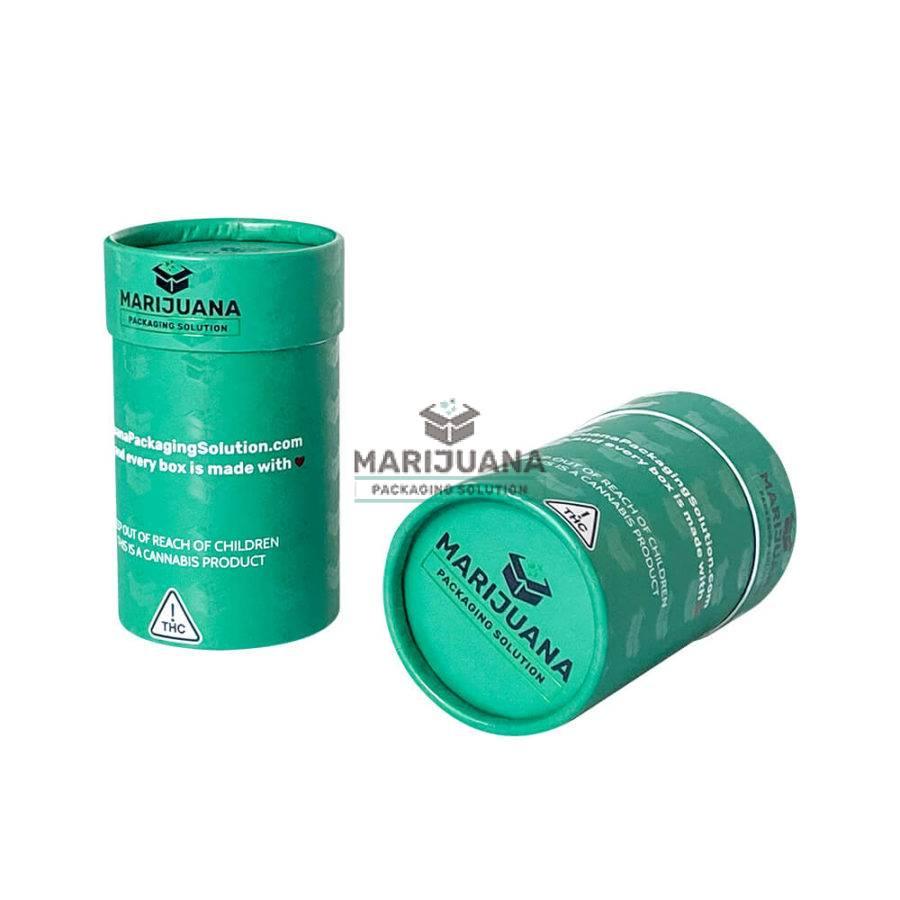 custom-made-weed-jars-paper-tube-packaging