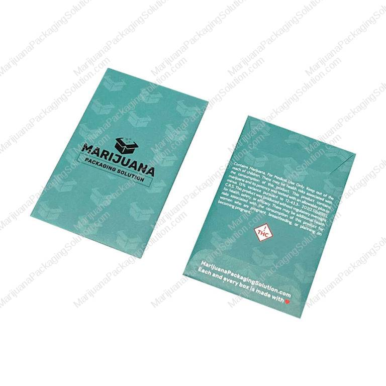 shatter packaging paper wax container