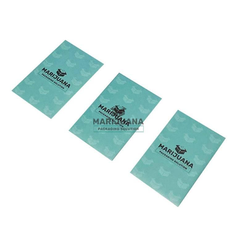 custom printing shatter packaging paper envelopes