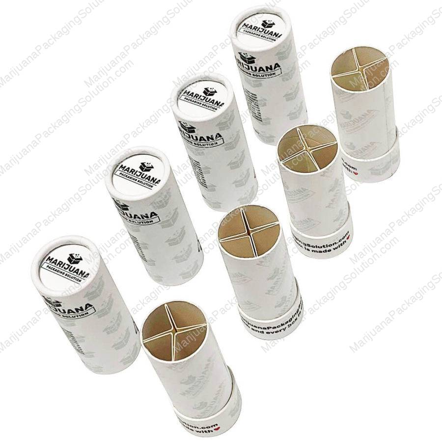 printed joint pre roll tubes eco-friendly