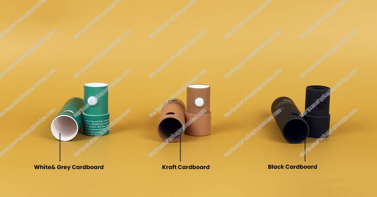 Three Kinds Of Paper Materials You Can Use For The Tube Body