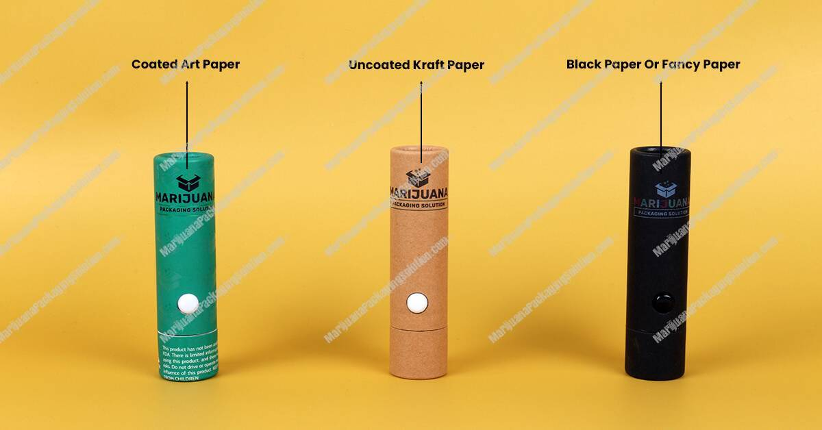 Three Kinds Of Paper Materials You can Use For Wrapping The Tube Body