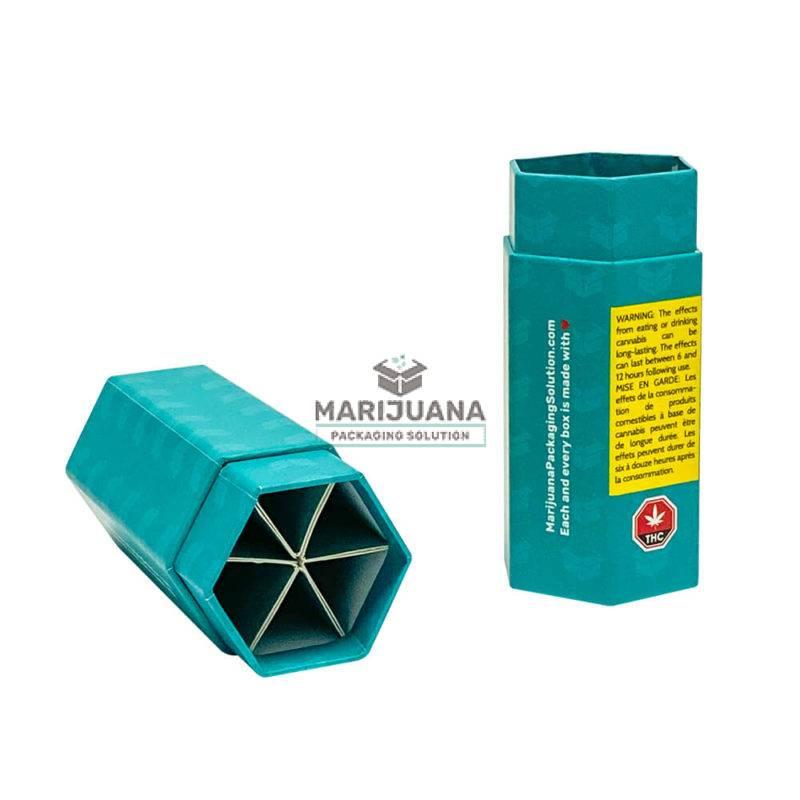 Hexagon-Cardboard-Box-for-Cannagar-Blunt-pic