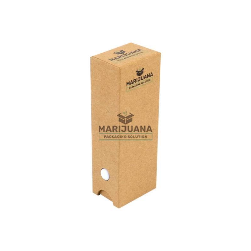 kraft box vape cartridge packaging childsafe pic