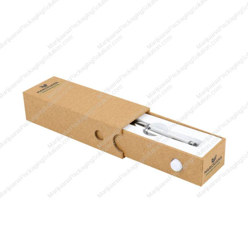 eco-friendly kraft box for cartridge packaging pic