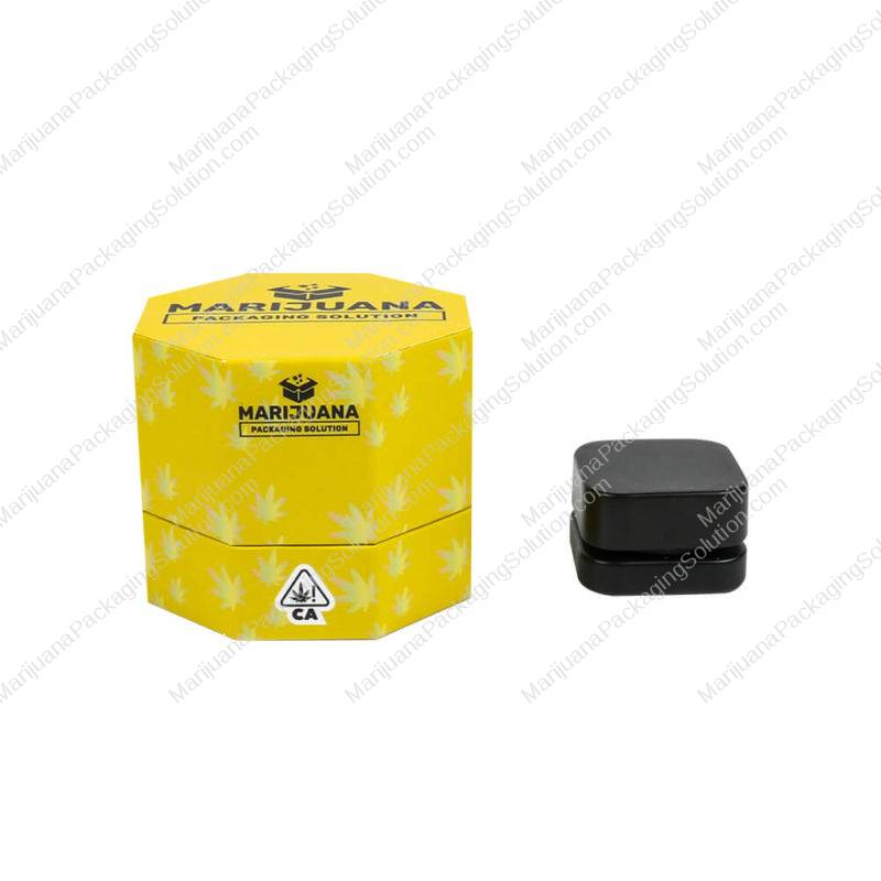 luxury boxes for wax containers packaging pic