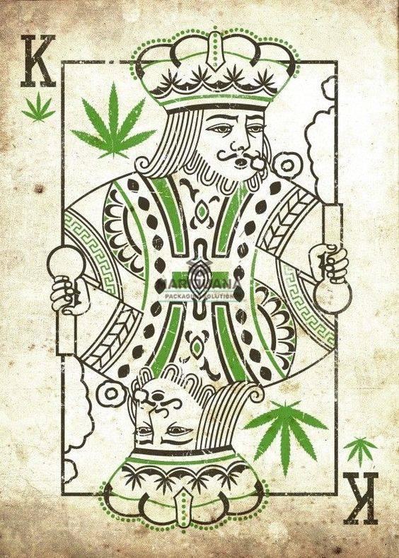 Marijuana Packaging Solution-Weed Art-Smoking King