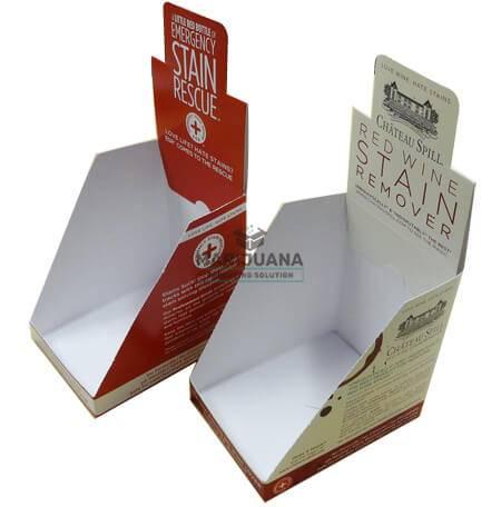 countertop display box