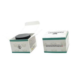 wax-packaging box