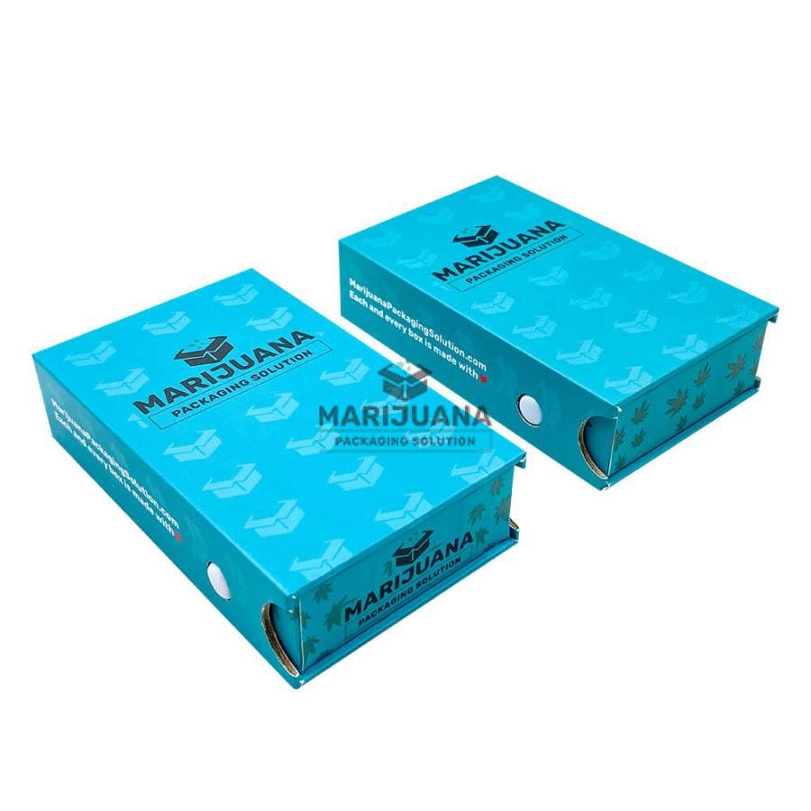 packaging box for hemp pre-rolls