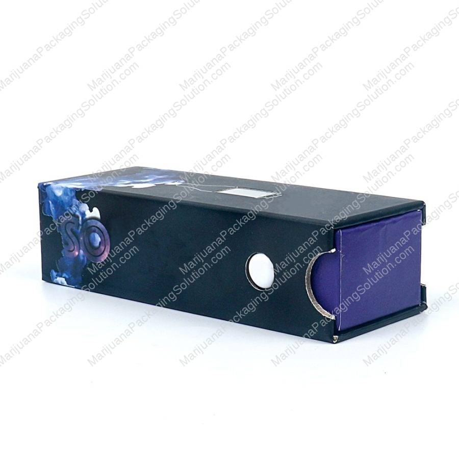 childproof vape kit paper box