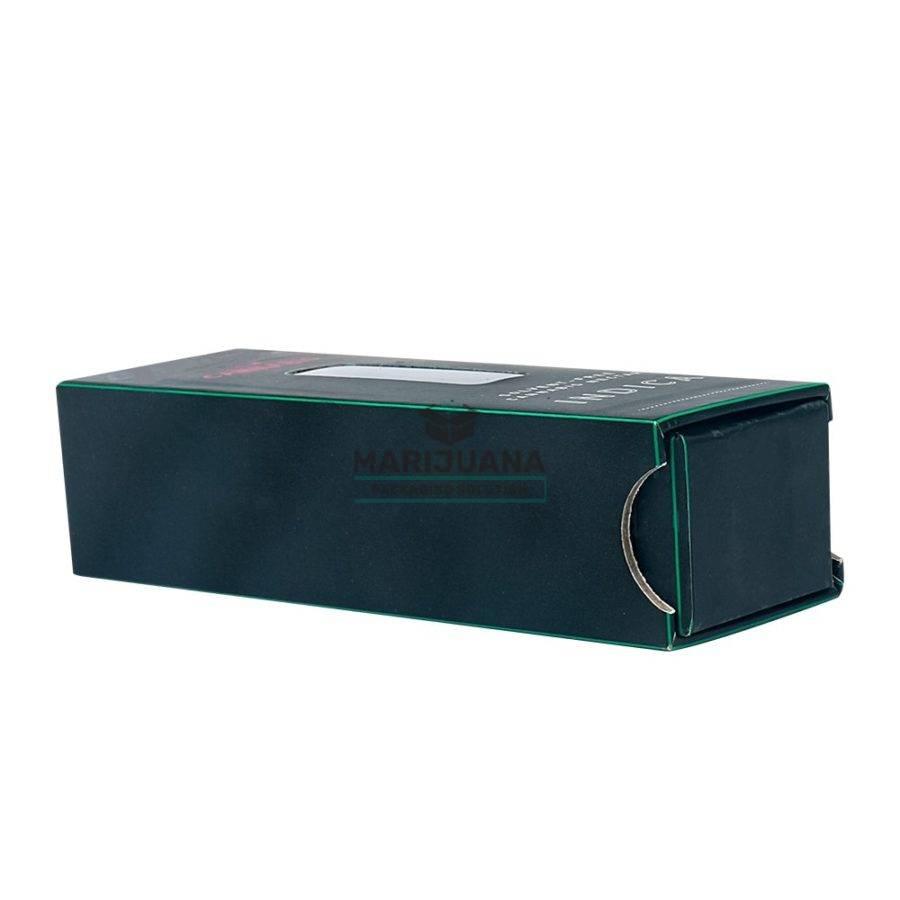 100% environment friendly cardboard packaging for vape cartridge