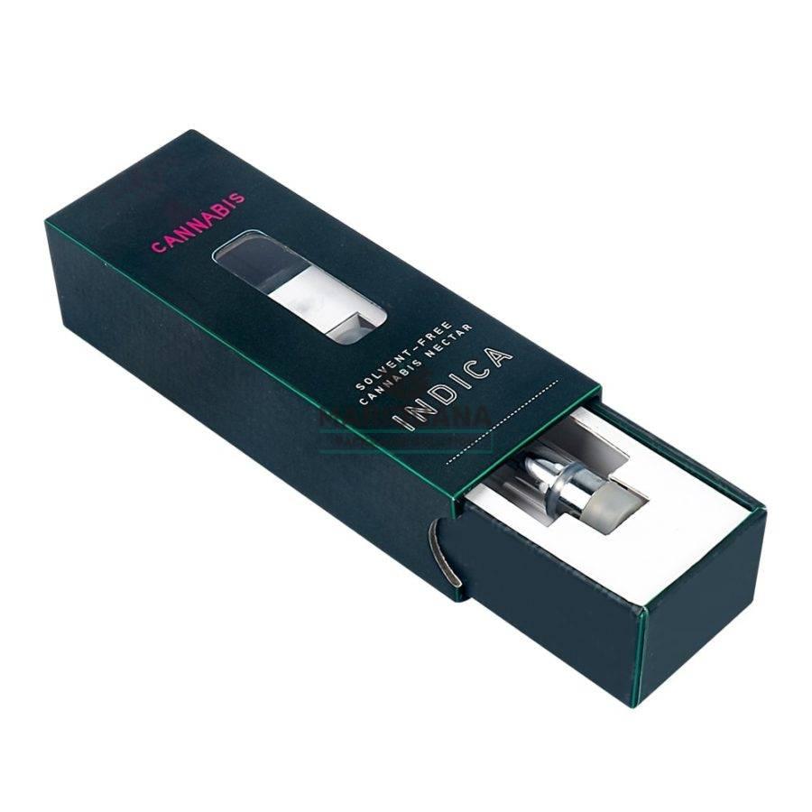 oil cartridge vape pen packaging box