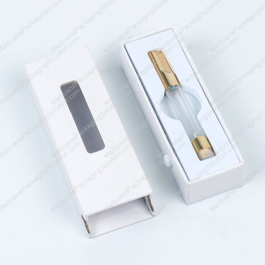vape cartridge slider box child resistant certified