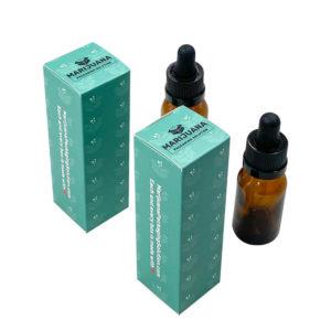 1500mg CBD tincture bottle box