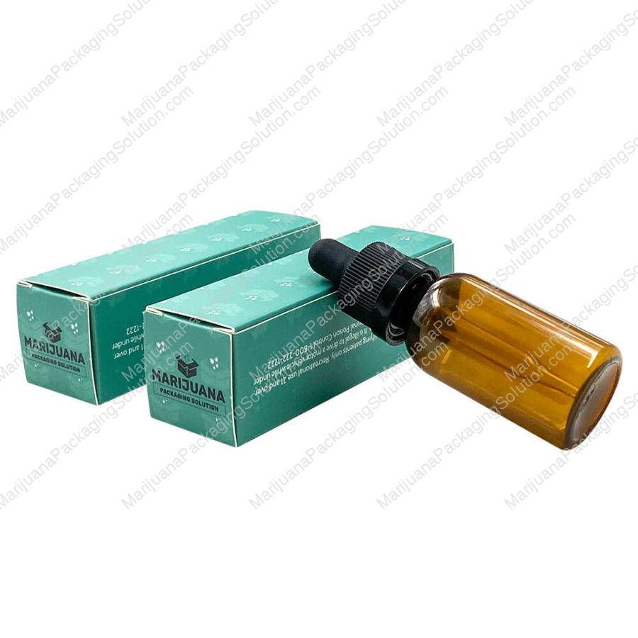 15ml CBD essential bottle box