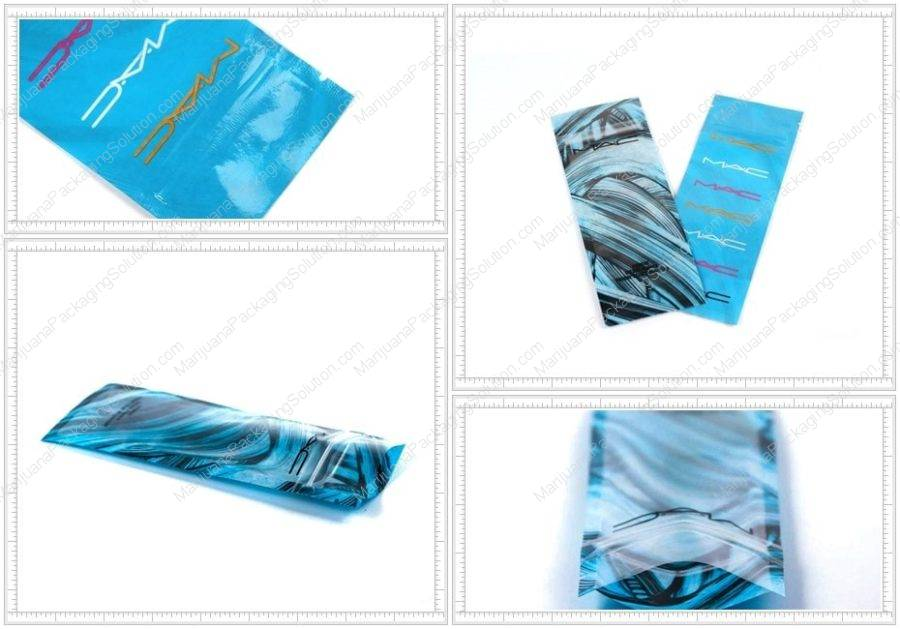 custom printed mylar bags
