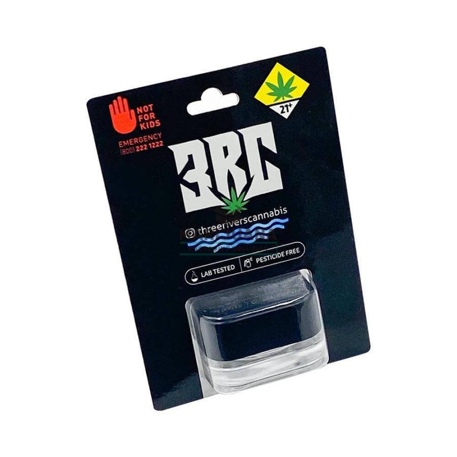 clamshell blister packaging for 5ml jars-pic