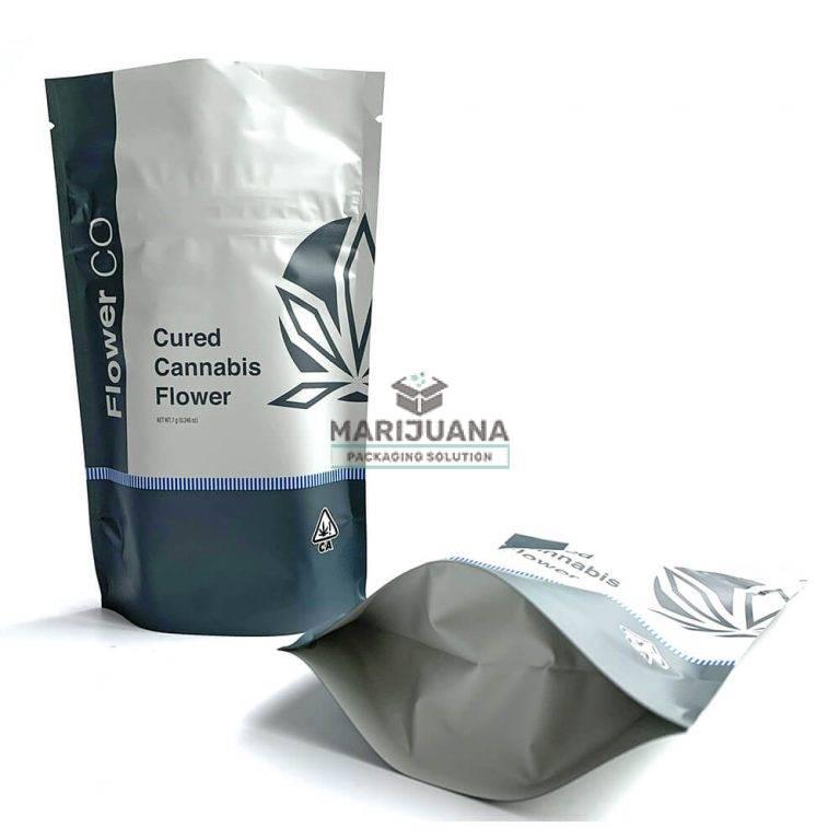 child resistant hemp flower bags