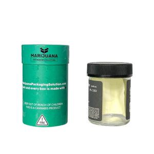 weed-jars-packaging-paper-tube