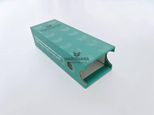 outer box of rigid slide box