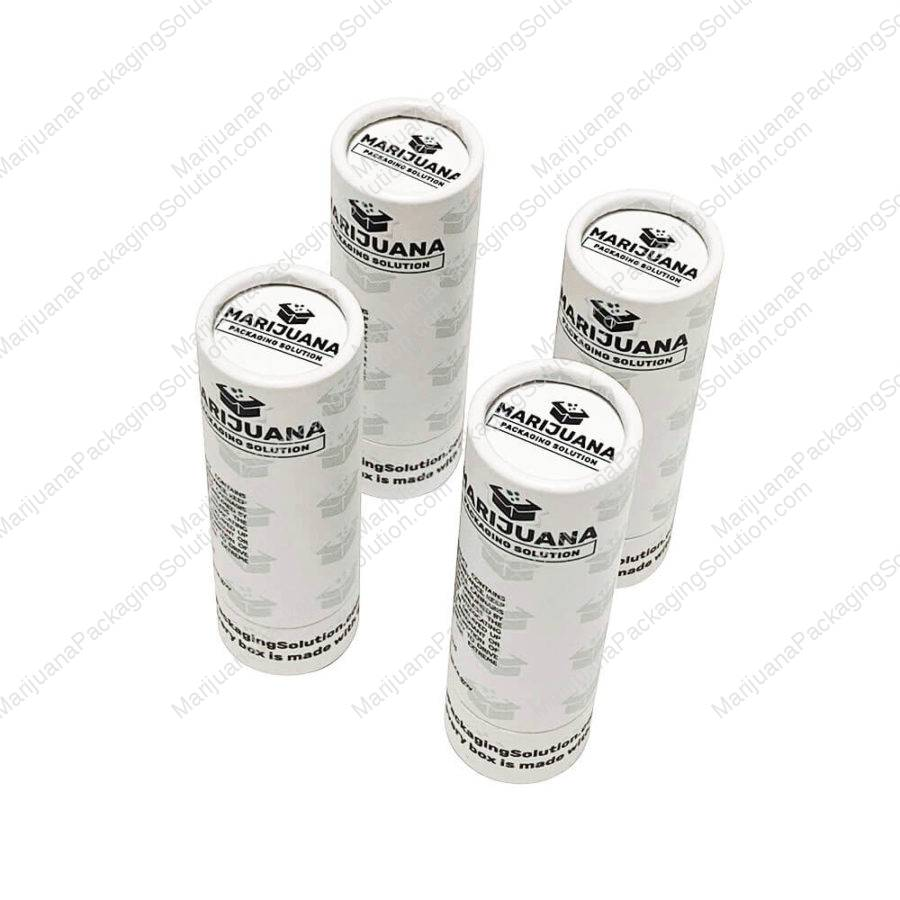 custom biodegradable pre roll tubes