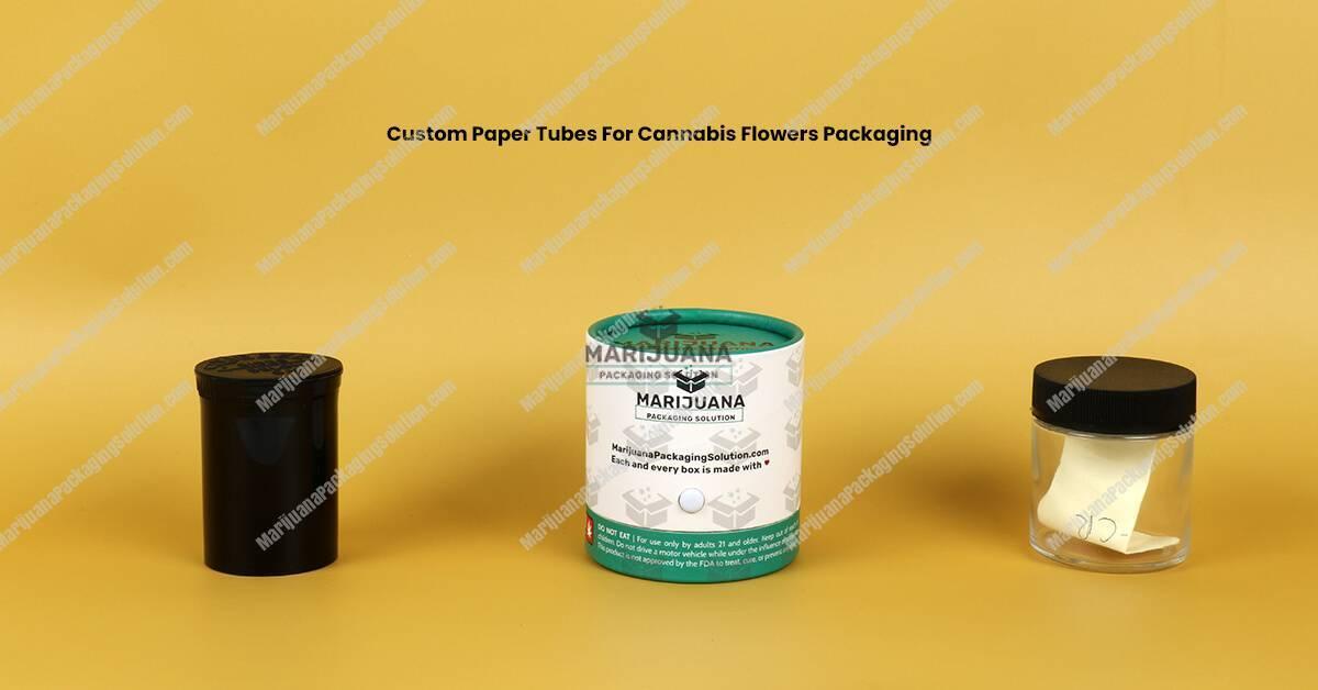 Cannabis Flower Packaging Paper Tube blog